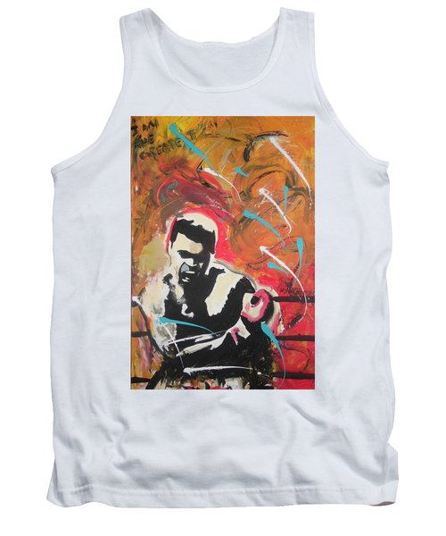 Great Gloves Of Fire Tank Top