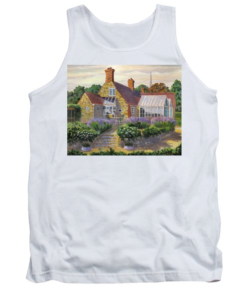 Great Houghton Cottage Tank Top by David Gilmore