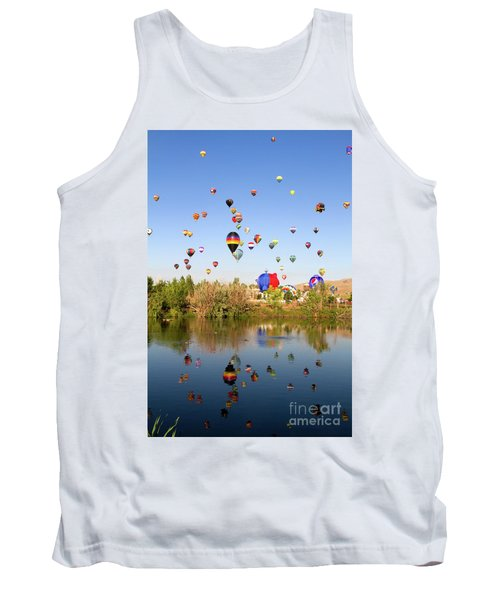 Great Reno Balloon Races Tank Top