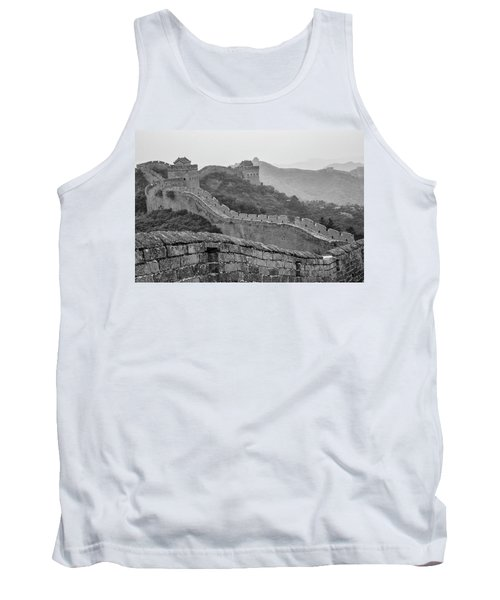 Great Wall 7, Jinshanling, 2016 Tank Top