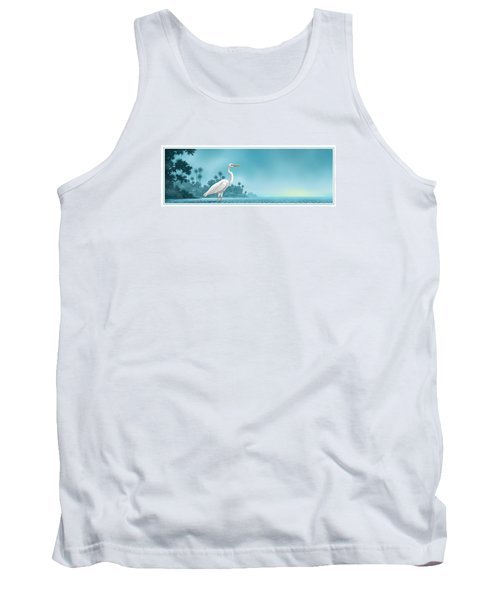 Great White Tank Top