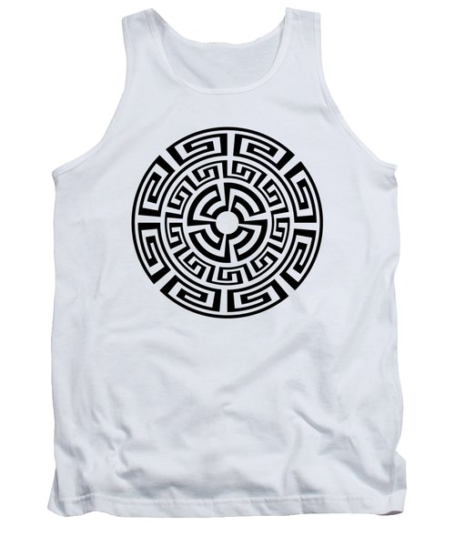 Greek Sun Tank Top