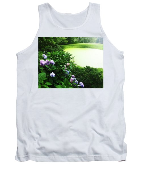 Green Pond Tank Top