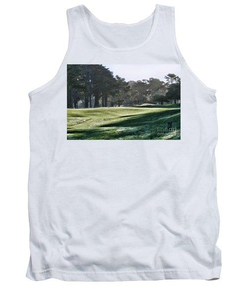 Greens Golf Harding Park San Francisco  Tank Top