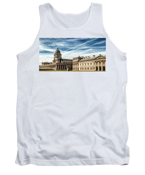 Greenwich University Tank Top