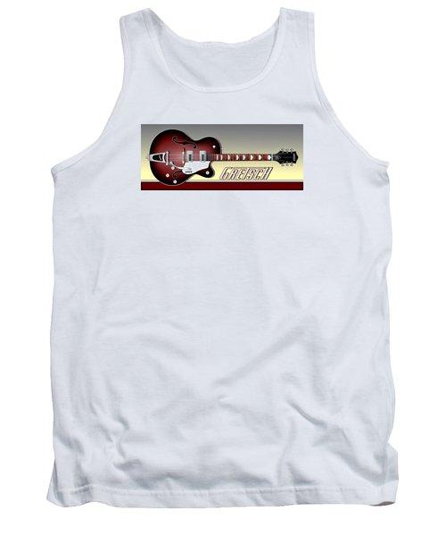 Gretsch Guitar Tank Top