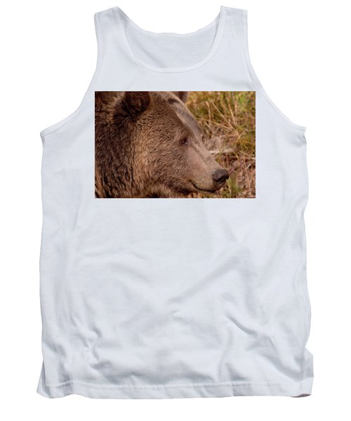 Grizzly Profile Tank Top