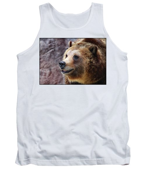 Grizzly Smile Tank Top