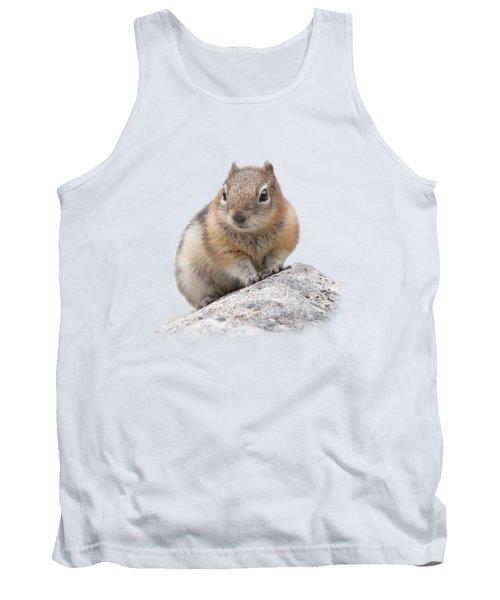 Ground Squirrel T-shirt Tank Top