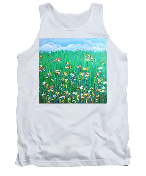 Grown To Distraction Tank Top