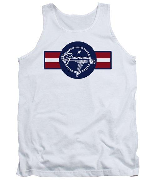 Grumman Stripes Tank Top
