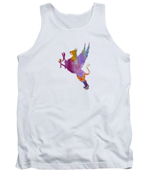 Gryphon Tank Top by Mordax Furittus