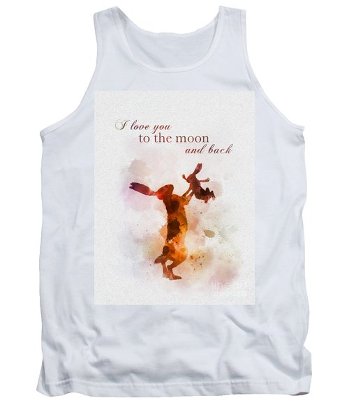 Guess How Much I Love You Tank Top