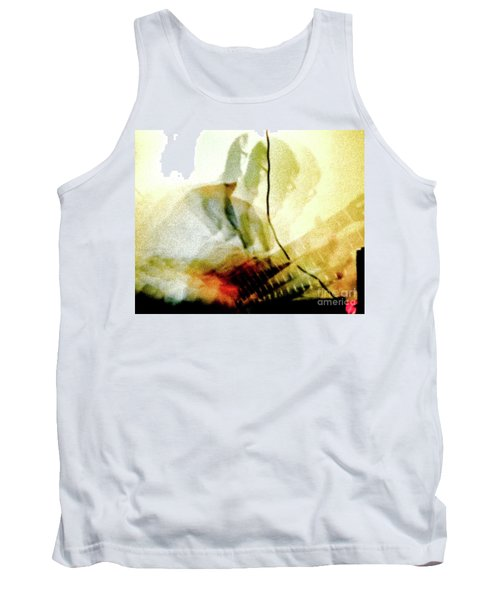Guitar Player Tank Top