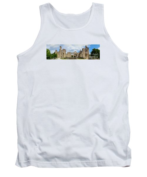 Ha Ha Tonka Castle Panorama Tank Top