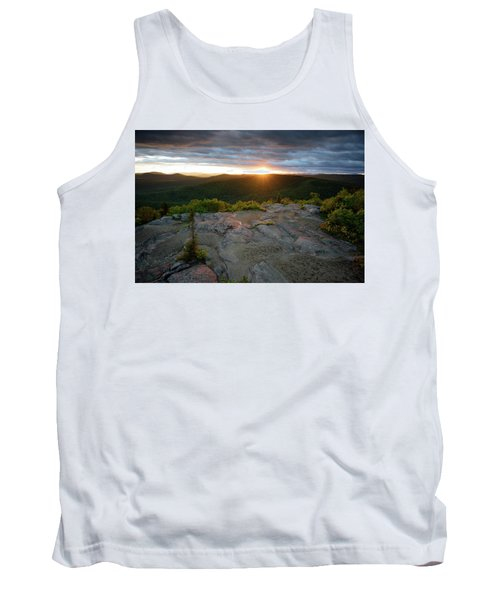 Hadley Mountain Sunset Tank Top