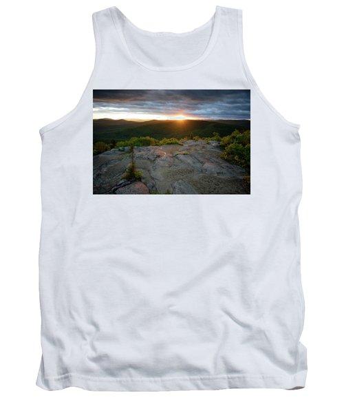 Hadley Mountain Sunset Tank Top