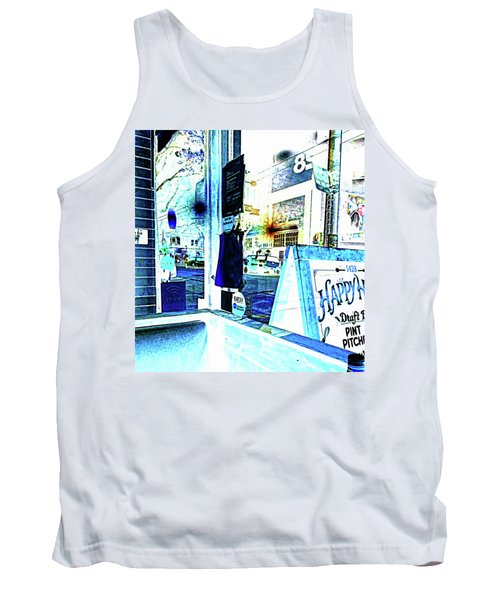 Haight Street San Francisco From 1428 Tank Top