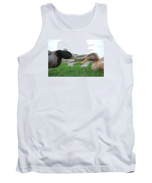 Hairdo Faceoff Tank Top
