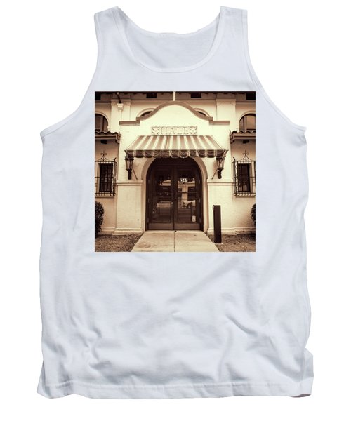 Tank Top featuring the photograph Hale by Stephen Stookey