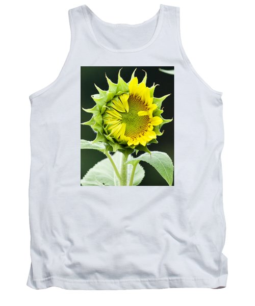 Halfway There Tank Top by Tiffany Erdman