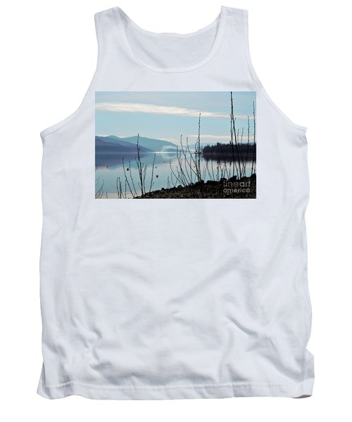 Tank Top featuring the photograph Halo On Copper Island by Victor K