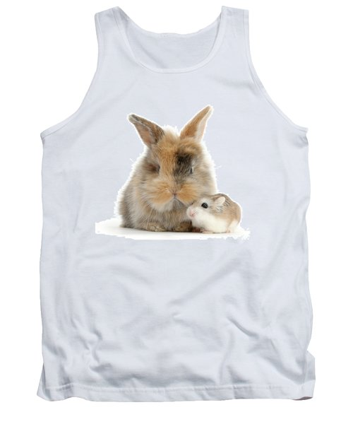 Ham And Bun Tank Top
