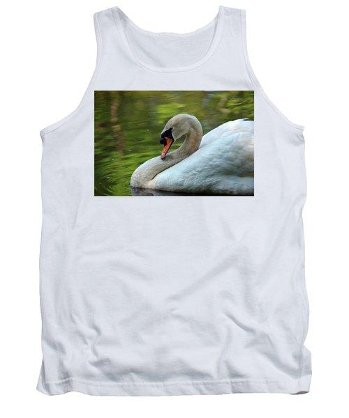 Hammy Swan Tank Top