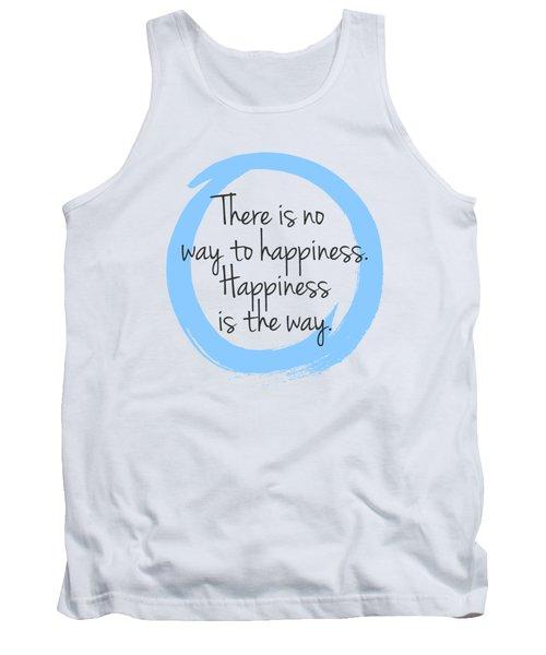 Happiness Tank Top by Julie Niemela