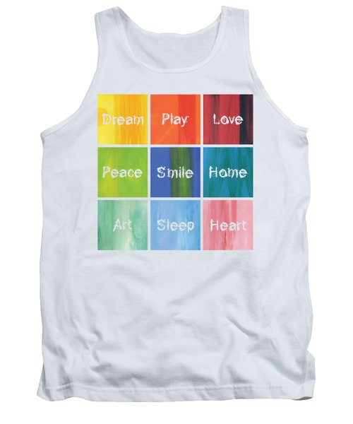 Happy 9 In 1 Tank Top