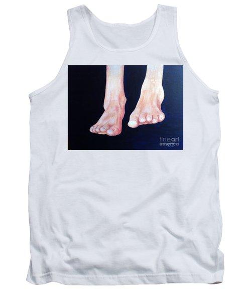 Happy Feet  Tank Top