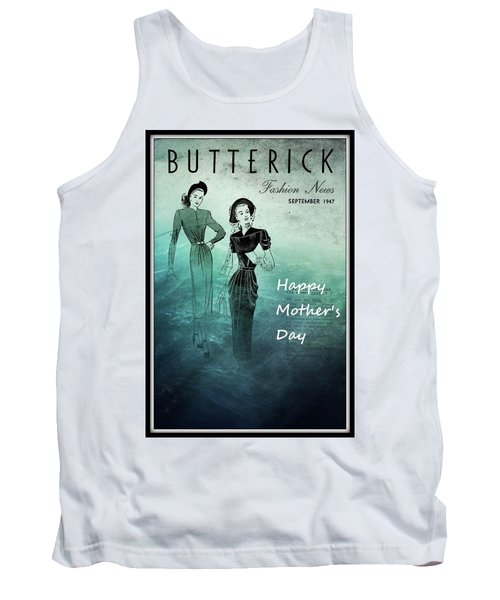Happy Mother's Day Tank Top by Patrice Zinck