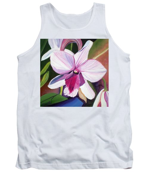 Happy Orchid Tank Top