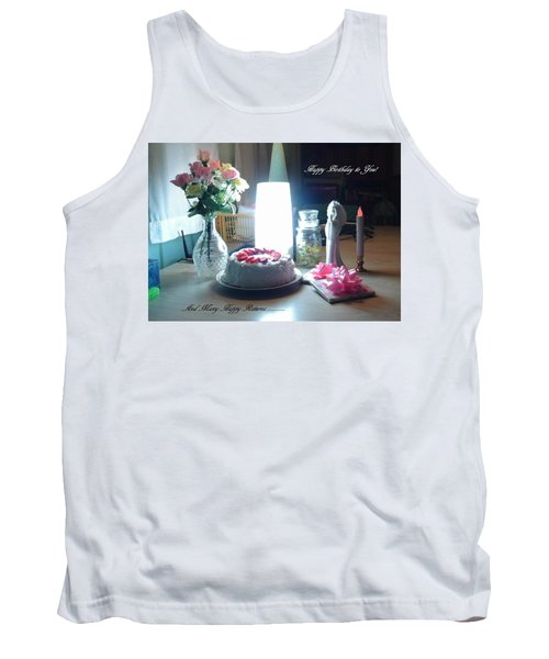 Happy Returns Tank Top