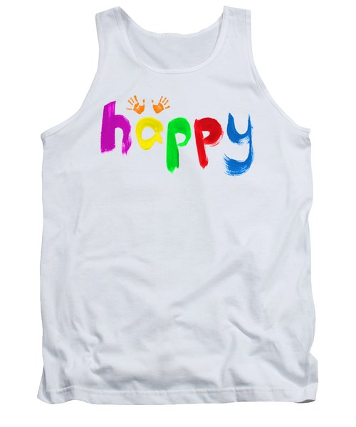 Happy Tank Top