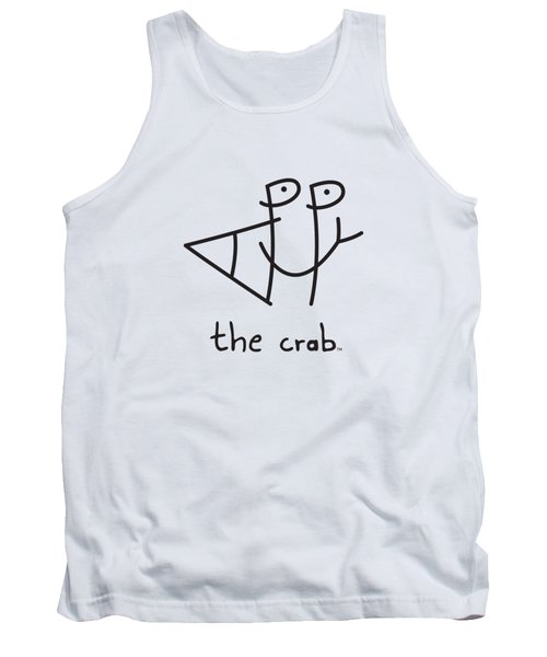 Happythecrab.com Tank Top