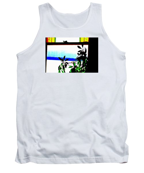 Harbor Side Window Tank Top