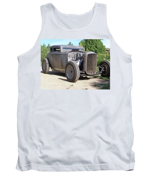 Hard Chop Tank Top