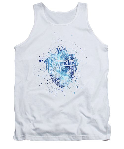 Harry Potter Ravenclaw House Silhouette Tank Top