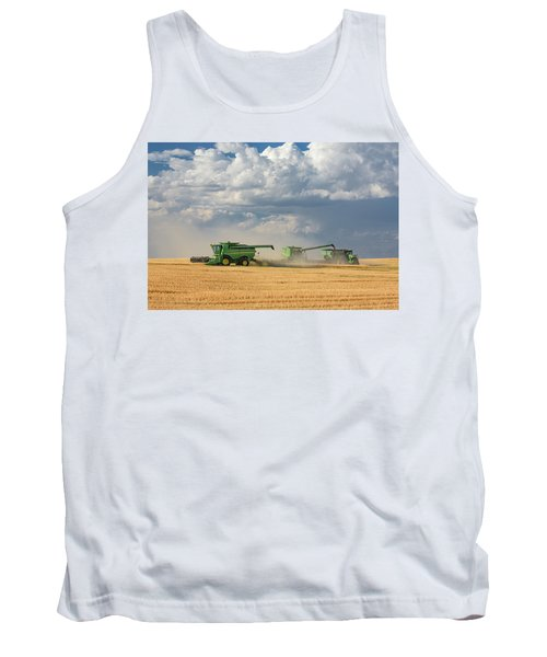 Harvest Clouds Tank Top