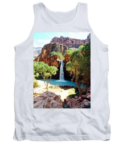 Havasu Falls - Havasupai Indian Reservation Tank Top