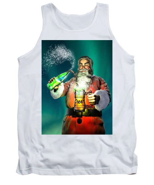 Have A Cup Of Cheer Tank Top