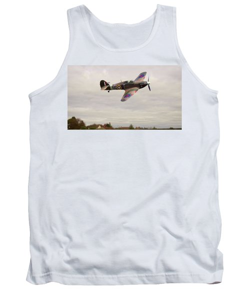Hawker Hurricane -2 Tank Top by Paul Gulliver