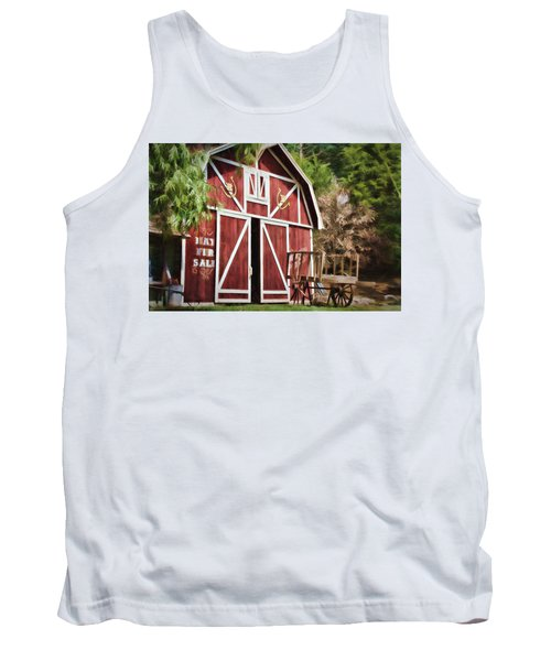 Hay Fer Sale Tank Top
