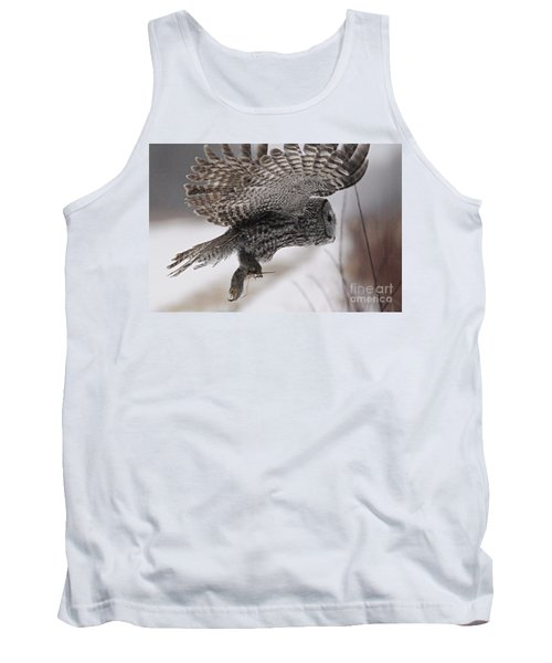 Tank Top featuring the photograph Heading Home With The Booty by Larry Ricker