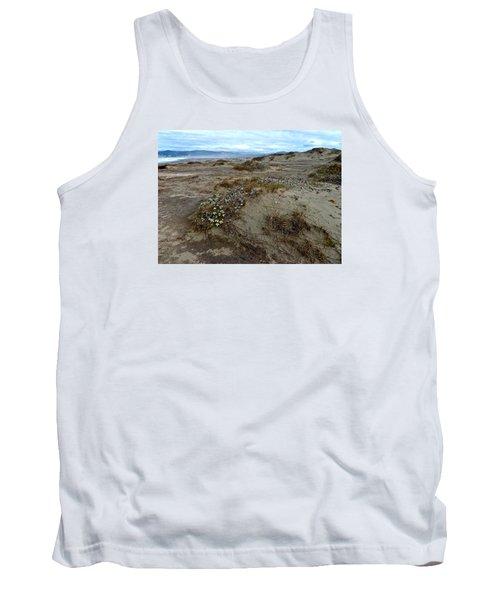 Headlands Mackerricher State Beach Tank Top by Amelia Racca
