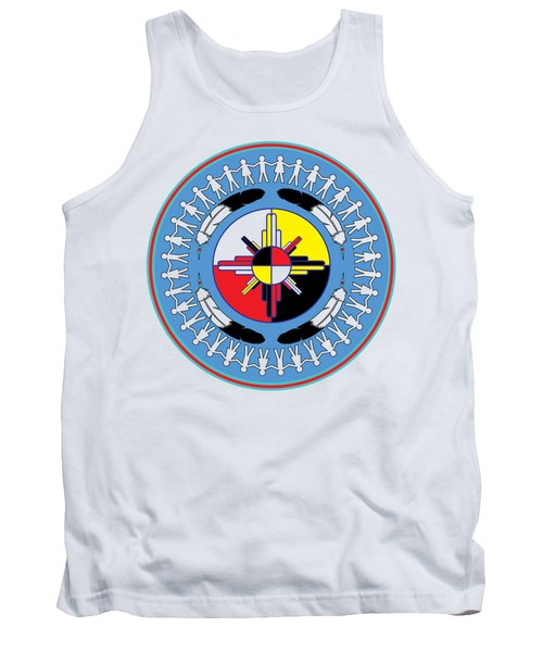 Healing For All Tank Top