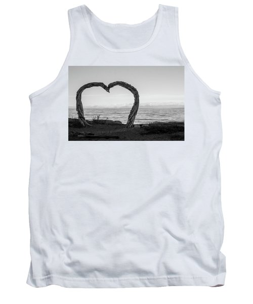 Heart Arch Tank Top