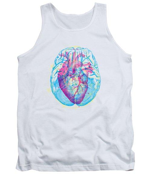 Heart Brain Tank Top