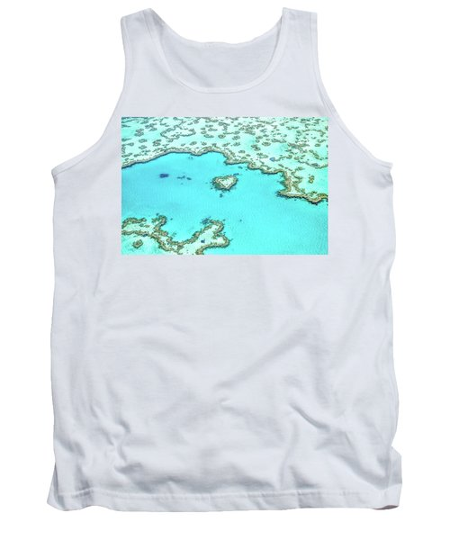 Heart Of The Reef Tank Top